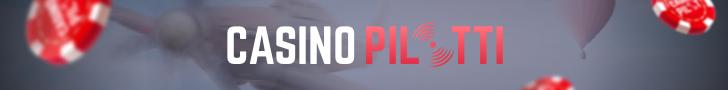 Parhaat nettikasinot CasinoPilotti -sivustolla